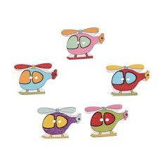 New Arrivals Free shipping 27x19mm Random 50pcs Mixed 2 Holes Cartoon Plane Transportation Wood Sewing Buttons Scrapbooking