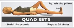 Knee exercises: Illustrated therapeutic strengthening exercises