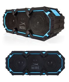 The $150 Altec Lansing Life Jacket portable Bluetooth speaker is built to resist both bad weather and klutzes. The waterproof and shock-resistant Life Jacket will actually float—and keep playing—if it somehow ends up in the pool. The unit has two 2.5-inch Neodymium drivers, a 16-hour rechargeable battery and a microphone, which makes it useful as a portable speakerphone when it's not blasting tunes. #PaperPCHolidayPicks