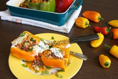 Mexican Stuffed Peppers 9
