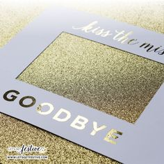 Kiss the Miss Goodbye Bachelorette Party Framing by Let's Get Festive on Etsy, $10.00