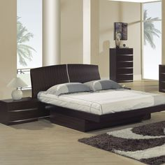 Aria Contemporary Bedroom Set - $806.42