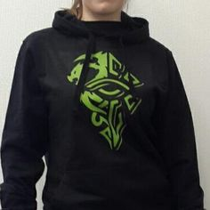 Ingress Enlightened, Graphic Sweatshirt, Sweatshirts, Outfit, Plush, Sweatshirt