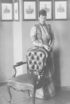 Empress Marie Feodorovna - discussion and pictures, Part III