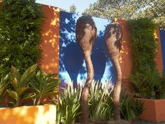 CASA COR SP 2012 | Jardim das Casas | Ronaldo Kurita #casacorsp2012 #casacor #arquitetura #design #montacasa www.montacasa.com.br