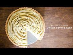 YouTube Sweet Potato Tart