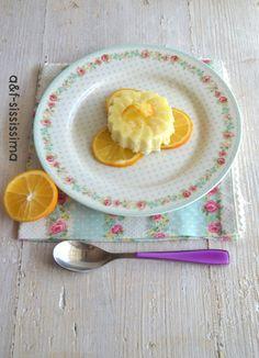 acqua e farina-sississima: bavarese al limone