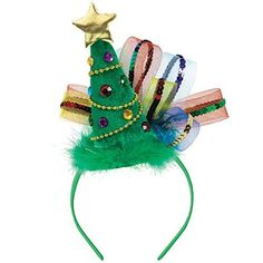 Our Fashion Christmas Tree Headband is the finishing touch on your festive holiday outfit! This Christmas Tree Headband features a faux tree with mesh bows. Christmas Tree Headband, Buy Christmas Tree, Christmas Photos, Family Christmas, Christmas Crafts, Christmas Decorations, Christmas Ornaments, Christmas Clothes, Diy Christmas Elf Costume