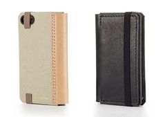 DODOcase Leather Wallet iPhone 5s Case
