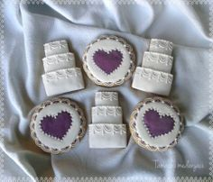 Wedding cookies   Cookie Connection