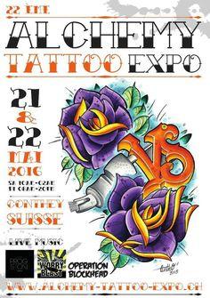 22 éme Alchemy Tattoo Expo | Tattoo Filter Alchemy Tattoo, Tattoo Expo, Filter, Tattoos, Art, Multipurpose Room, Art Background, Tatuajes, Kunst