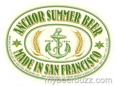 mybeerbuzz.com - Bringing Good Beers & Good People Together...: Anchor Brewing Summer Ale Returns For 2014 On 6/21...