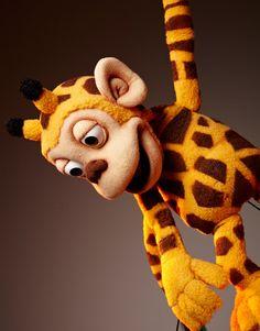 puppets | giraffenaffe | by figurenschneider