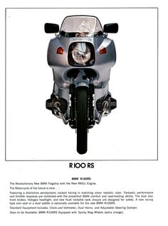 brochures – Page 11 – the marquis Bmw Motorbikes, Motos Bmw, Bmw Motorcycles, Vintage Motorcycles, Harley Davidson Shirts, Dyna Low Rider, Bmw S1000rr, Bmw Vintage, Vintage Bikes