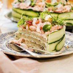 Sandwich Cake, Sandwiches, Fish Dishes, Tuna, Foodies, Snacks, Meat, Dinner, Recipes