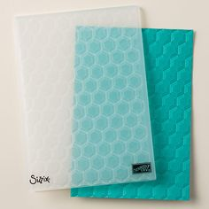 The Hexagons Dynamic Textured Impressions Embossing Folder is one of My Favorite Things from the Stampin' Up! 2017 Occasions catalog.  For more details about this product and to shop, visit: http://www.stampinup.com/ECWeb/ProductDetails.aspx?productID=143231&dbwsdemoid=2026178
