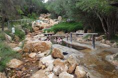 Peninsula Hot Springs, Mornington Peninsula, Victoria, Australia
