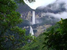 Catarata Gocta Amazonas Perú