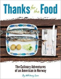 Thanks For The Food, the Cookbook