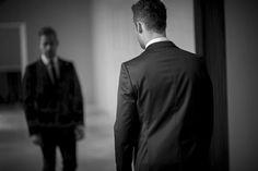 El novio y el espejo.