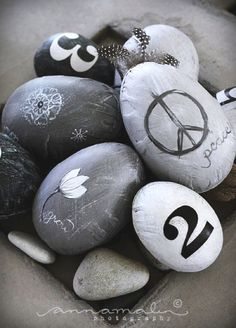 CONCRETE EGGS