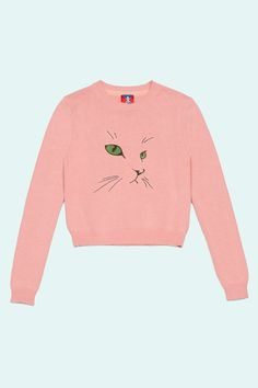 opening ceremony cat sweater