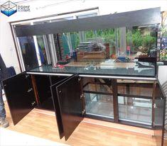 96x30x24 Marine Aquarium Modern Design Cabinet (4)