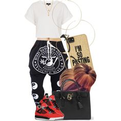 Swag Outfit with jordans