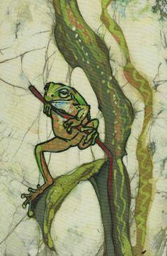 Janet Searfoss Batik Artist