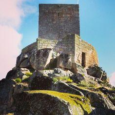Castelo de Marialva, Freguesia e Concelho de Mêda, Distrito da Guarda - PORTUGAL