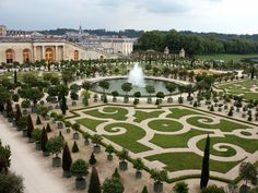 Versailles, France  one of my favorite places in the world