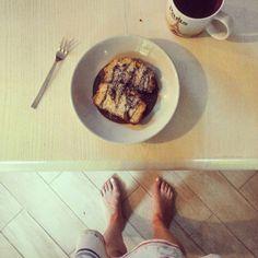 Tè verde e pasticcini: { It's breakfast time } - Giugno