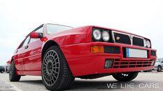 Lancia Delta Integrale by We Like Cars, via Flickr