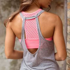 Anna Sports Bra and Lounge All Day Tank  #ljnolimits #thisisactiveliving #lornajane #movenourishbelieve #activeliving