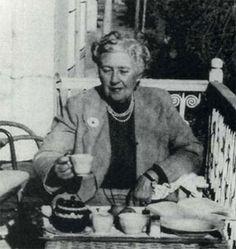 Agatha Christie. (Foto: gentileza de Nicolás González Lemus, autor del ensayo 'Agatha Christie en Canarias').