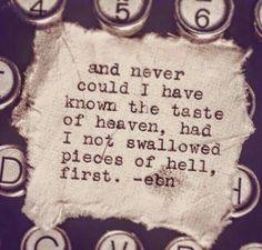 As above so below...