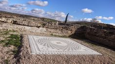 Yacimiento Arqueológico de Segóbriga - Cuenca The World, Beautiful Places, Art History, Romans, Mosaics, Archaeological Site