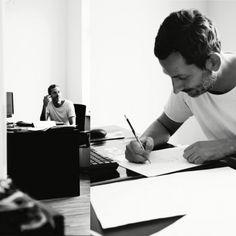 at work #dimitri #bydimitri #dimitriospanagiotopoulos #designer #fashiondesigner #fashion #design #meran #headoffice #studio #atelier #work