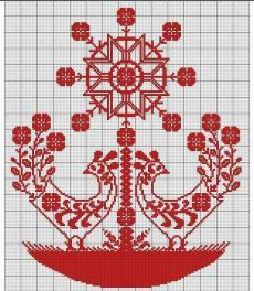 This Pin was discovered by And Machine Embroidery Projects, Machine Embroidery Applique, Embroidery Patterns Free, Cross Stitch Patterns, Embroidery Designs, Russian Embroidery, Embroidery Hearts, Folk Embroidery, Cross Stitch Embroidery