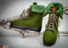 """Felt winter boots """"Alpen Boots"""" for women, handmade, valenki Felt Boots, Handmade Felt, Winter Shoes, Modern Fashion, Moccasins, Footwear, Sneakers, Shopping, Clothes"""