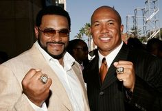 Hines, The Bus & their rings