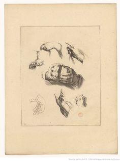 [Livre à dessiner] : [estampe] / Abrahamus Bloemaert inventor ; Fre. Bloemaert fecit.   Gallica Bnf, Vintage World Maps, Pictogram, Printmaking, Draw