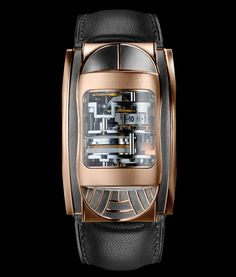 Luxury Watch Parmigiani Fleurier Bugatti Type 370 Mythe