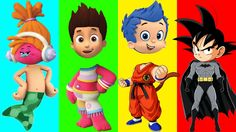 Wrong Heads JOHNY JOHNY Yes Papa Funny Dreamcast Trolls Goku Dragon Ball Z Bubble Guppies Paw Patrol Wrong Heads JOHNY JOHNY Yes Papa Funny Dreamcast Trolls Goku Dragon Ball Z Bubble Guppies Paw Patrol https://youtu.be/6yXhndGWXWY Subscribe for more Colorful Video: https://www.youtube.com/channel/UCbSuTlWs4hQSmiQb7i3MmGA?sub_confirmation=1 Learn Colors with Animal an Toilet Poop BEARDED BABY CRYING Finger Family Nursery Rhymes…