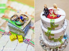 Carcasonne cake! http://photoladylove.wordpress.com/2013/08/12/jennifer-kyle-old-town-hall-of-fairfax-wedding-photos-fairfax-wedding-photographer/