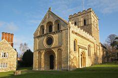 St Mary's, Iffley, Oxford