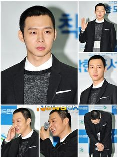 JYJ's Yoochun assures fans he didn't shave his head for the military