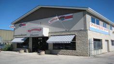 Overhead Door Company of Winnipeg - Canada Canada, Doors, Outdoor Decor, Puertas, Doorway, Gate