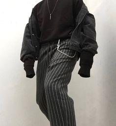Advice On Buying Fashionable Stylish Clothes – Clothing Looks Aesthetic Fashion, Aesthetic Clothes, Look Fashion, Korean Fashion, Mens Fashion, Fashion Styles, Street Fashion, Mens Grunge Fashion, Urban Aesthetic