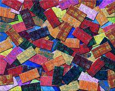 "Saatchi Art Artist Chowdary V Arikatla; New Media, ""0252 Abstract Thought"" #art"